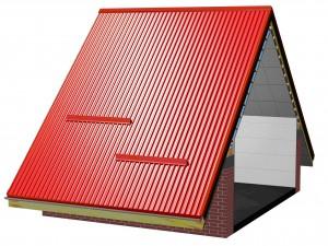 Кровельный профнастил от ЕвроКровли для крыши Вашего дома