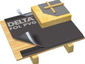 Подкровельные пленки Delta-Dortken от производителя
