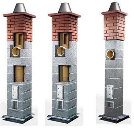 Установка качественной дымоходной системы специалистами ЕвроКровли