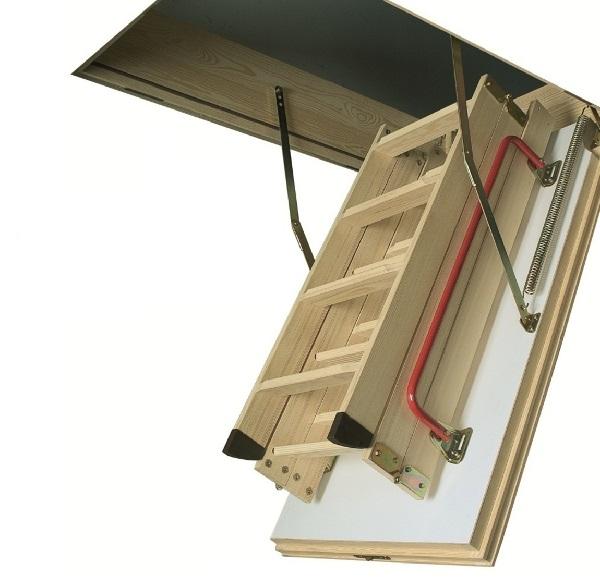 Fakro - чердачная лестница по доступной цене
