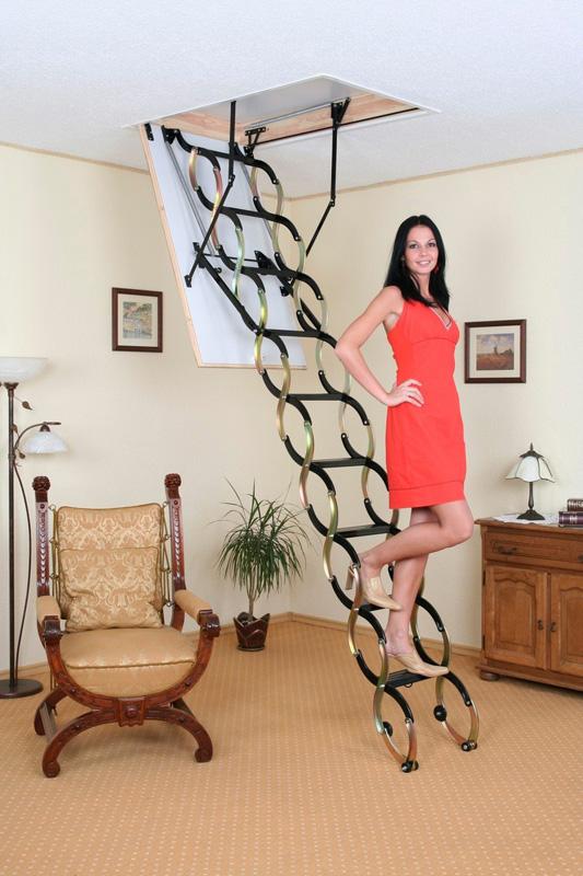 Купить лестницы Oman по акционной цене у EvroKrovli
