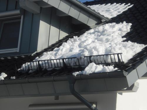 Снегодержатель