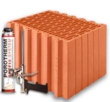 Porotherm Klima Dryfix 38