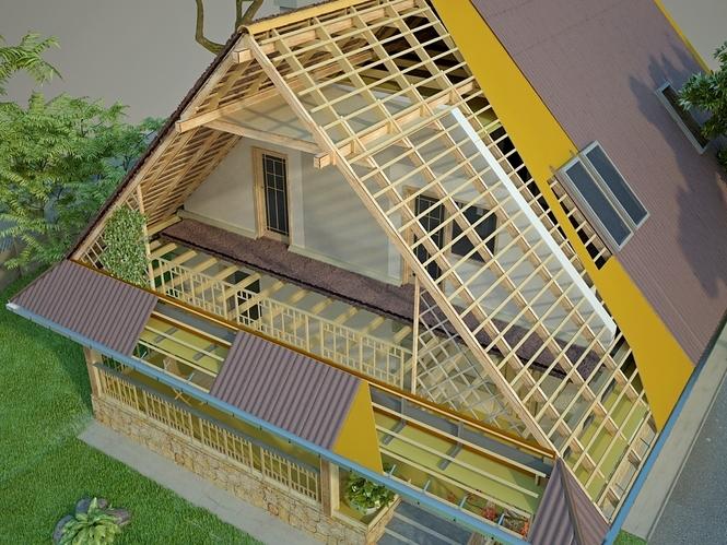 Мансардные крыши проект еврокровля